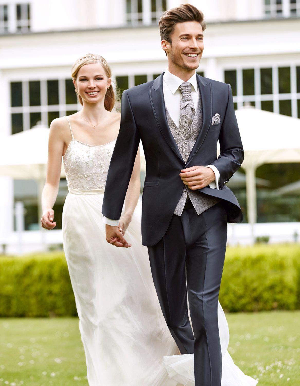 ślubny garnitur