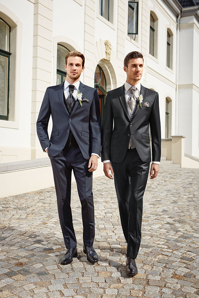 ślubne garnitury