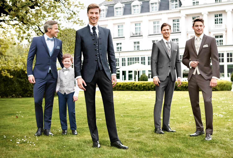 modne ślubne garnitury