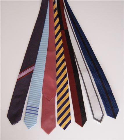 krawaty kolorowe