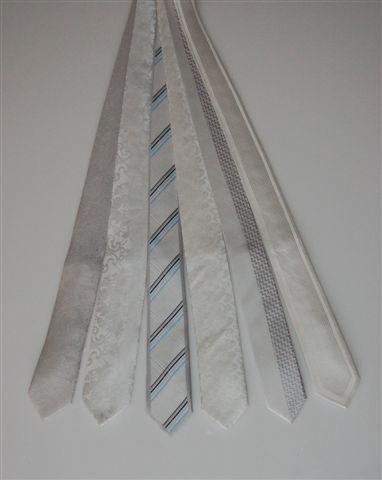 krawaty ślubne