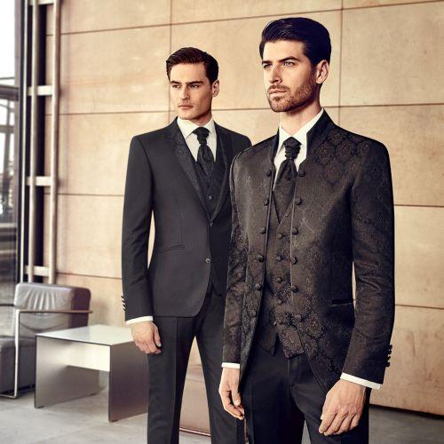 56f035e620dbd Wizytowe stroje męskie: garnitury, smokingi, fraki i żakiety - Dyplomata