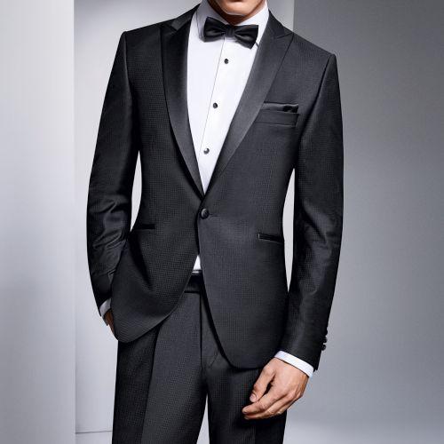 9b574506ff2ca Wizytowe stroje męskie: garnitury, smokingi, fraki i żakiety - Dyplomata