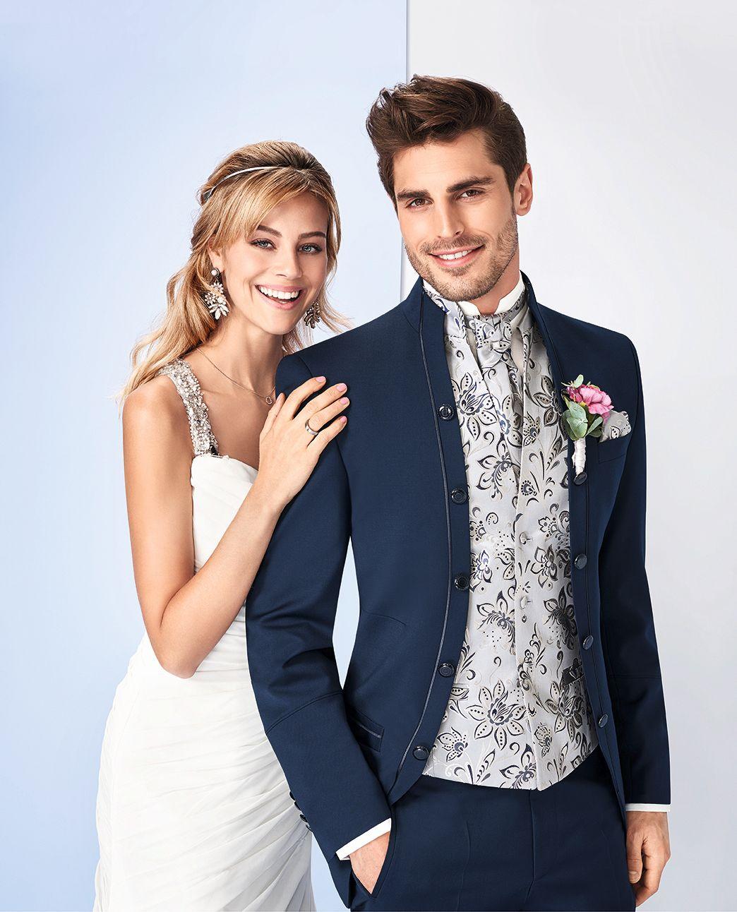 0394833c3 Modne garnitury ślubne Tziacco 2018 - Dyplomata